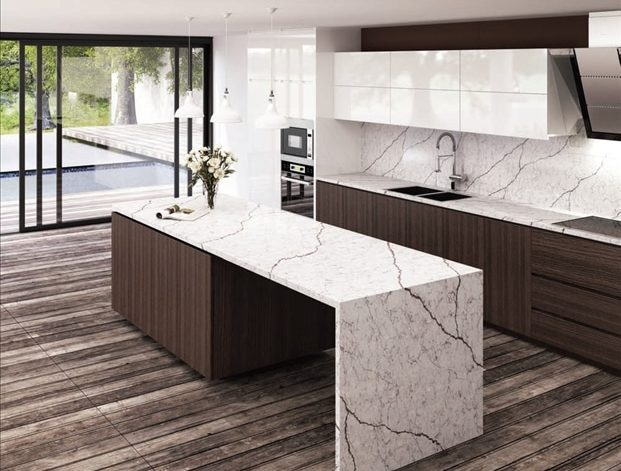 diamante kitchen countertop