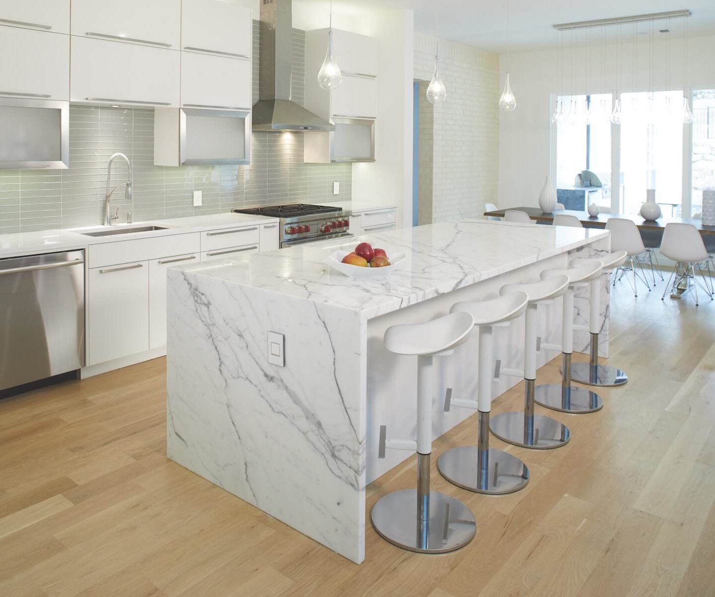 Calacatta Gold kitchen countertops